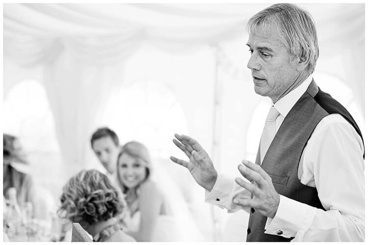 father bride speech
