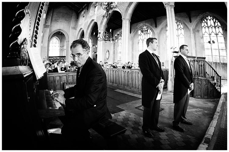 being a photographer Kevin at Scott-wood photography's favourite wedding photo