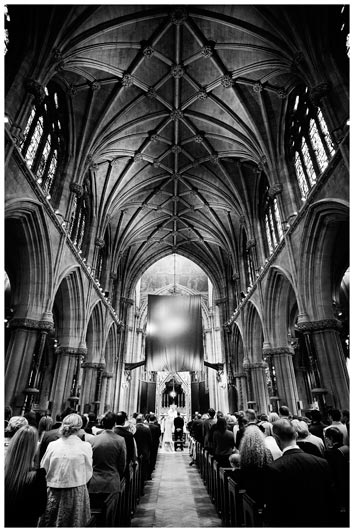 OLEM Church Wedding Cambridge OLEM church interior