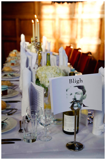 bligh table name