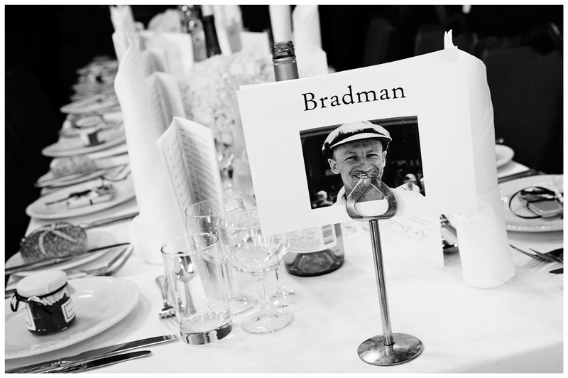 bradman table name