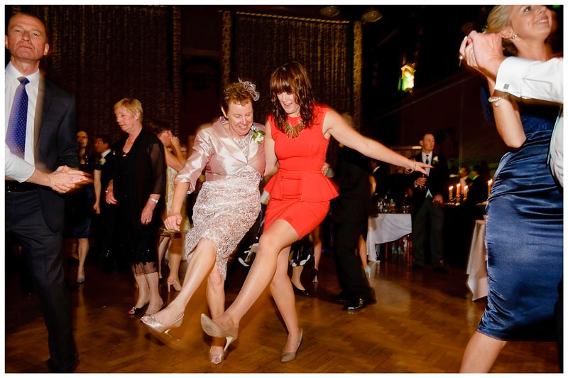 Homerton College Wedding dancing guests