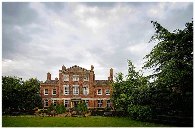 Cambridgeshire wedding venue Island Hall