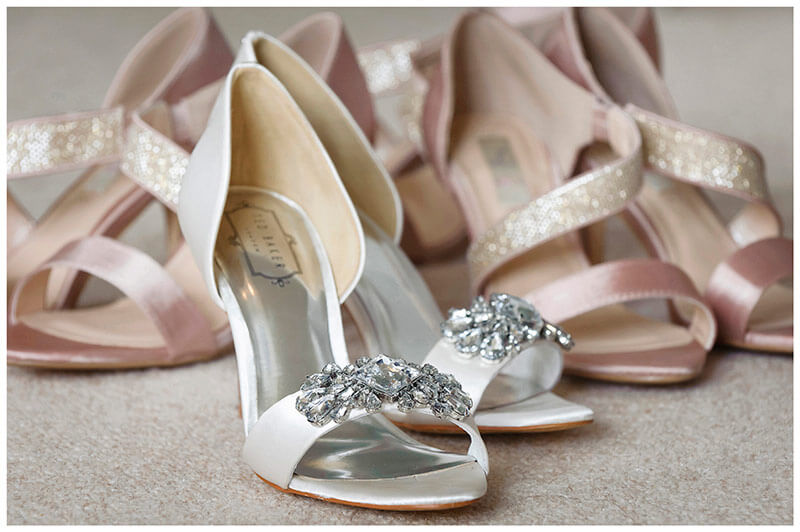 weddding shoes