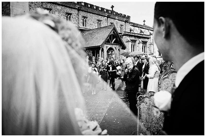 bride groom ready to go documentary wedding photographer