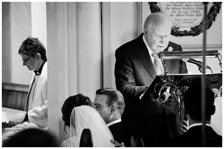 Hartford Church Wedding readings