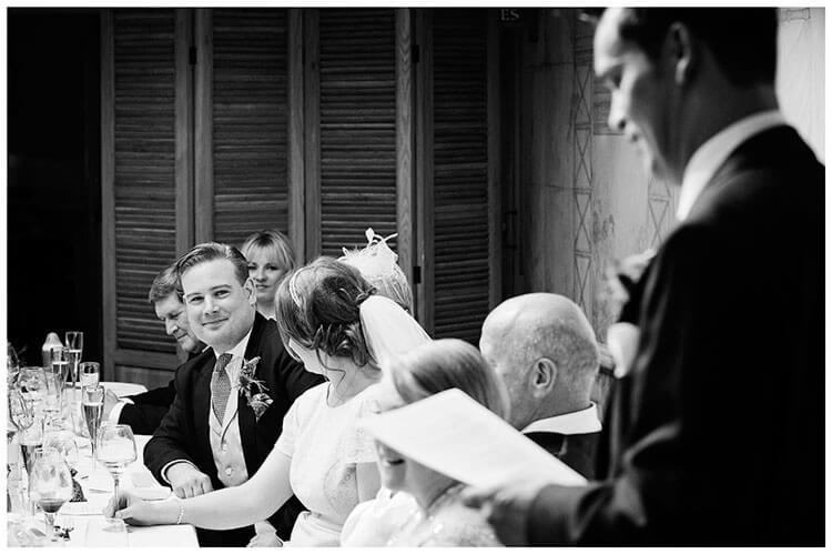 Old Bridge Hotel Wedding best mans speech
