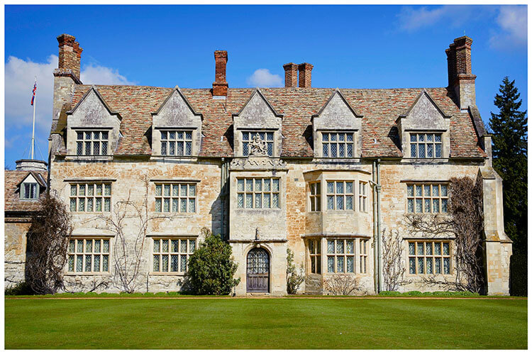Anglesey Abbey wedding venue