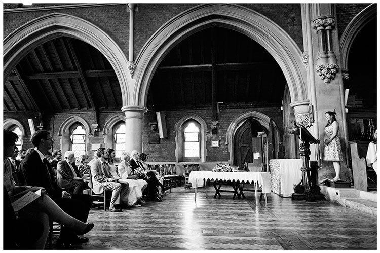 Michaelhouse wedding reading