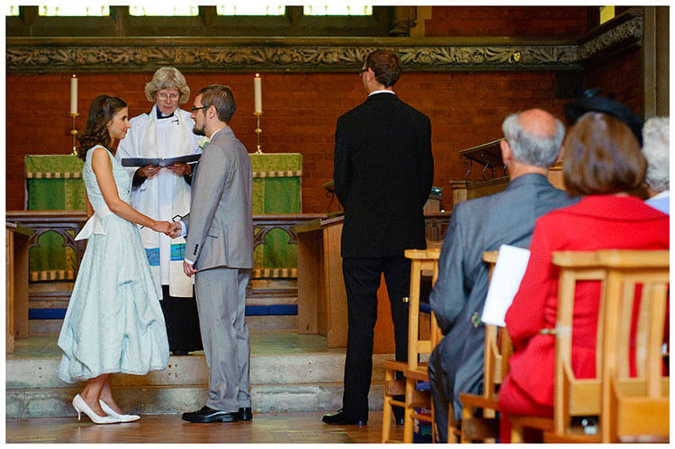 Michaelhouse wedding ceremony