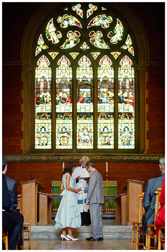 Michaelhouse wedding ceremony vows