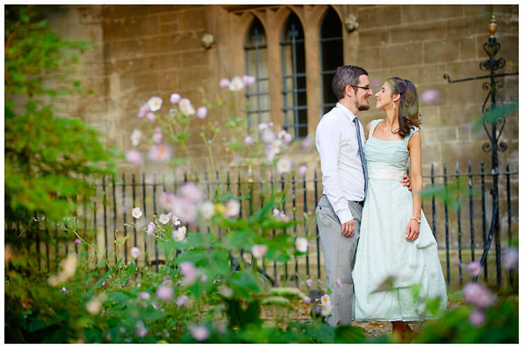 Michaelhouse wedding embrace