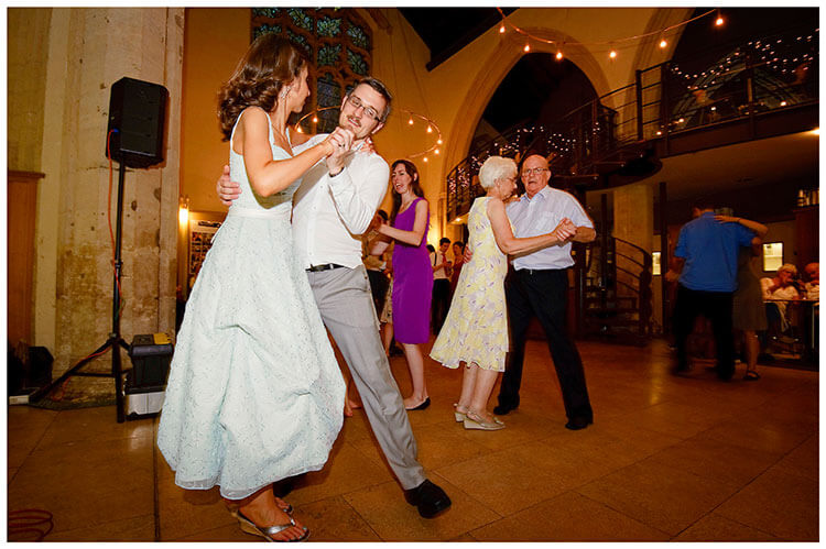 Michaelhouse wedding bride groom dancing ceilidh
