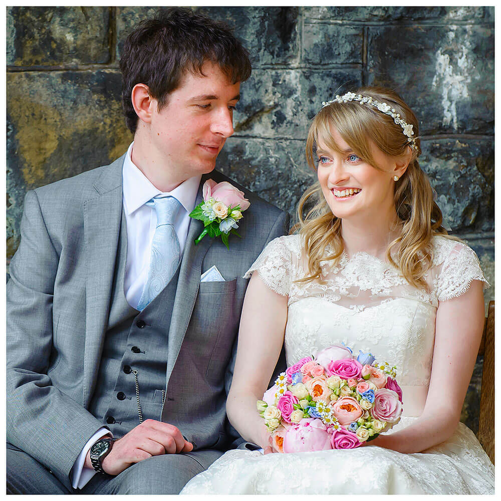 testimonials some nice words couples have said about me Chris and Sarah Trevor Barns Wrexham