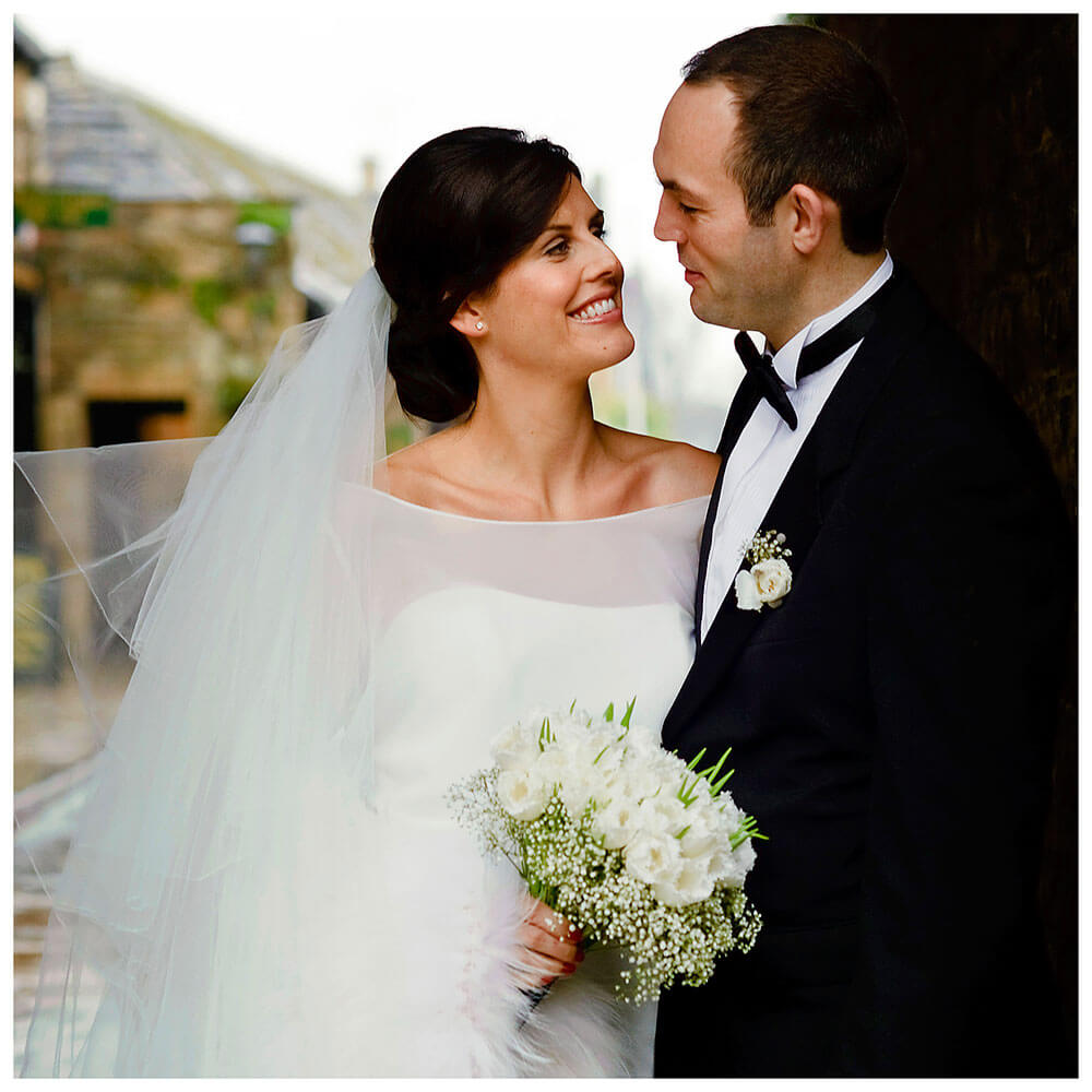 testimonials some nice words couples have said about me David and Colleen Normanton Church cambridge