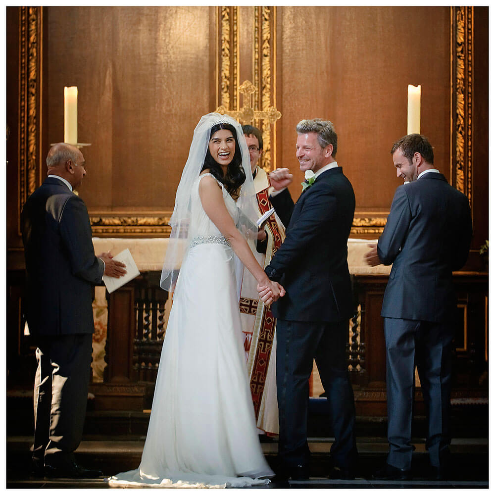 testimonials some nice words couples have said about me Rock and Melanie jesus college cambridge