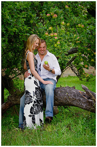 Pre-Wedding Photography shoot in Cambridgeshire look at my apple
