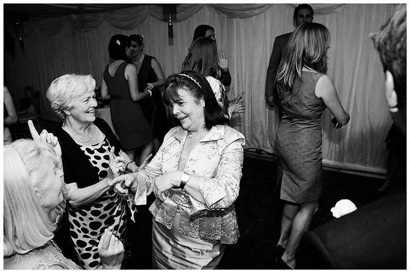 mother of the bride on the dance floor