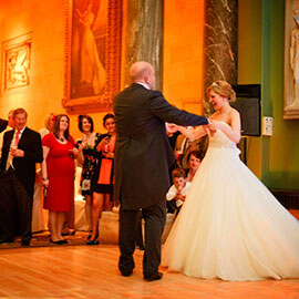Kate & Andy Sculpture Gallery Woburn First Dance