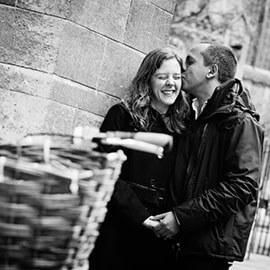 Julian & Catherine Pre wedding shoot cambridge