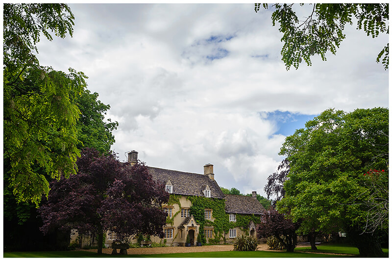 Oxfordshire Friars Court Wedding Venue