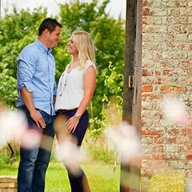 Dan & Vicky Pre Wedding Shoot at Wimpole Hall Cambridgeshire