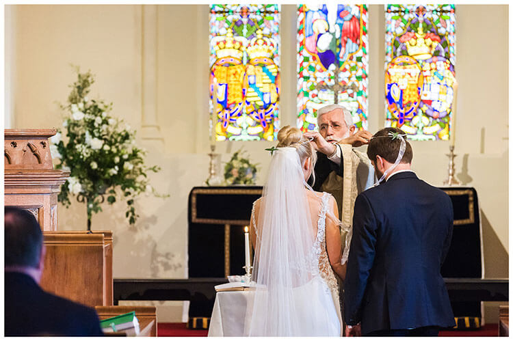 Royal Chapel Windsor Great Park Greek ceremony wedding