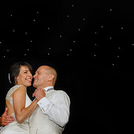 Tony & Gabrielle Chippenham Park Wedding