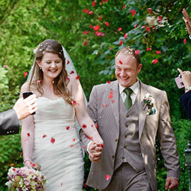 John & Jennies Hengrave Hall Suffolk Wedding