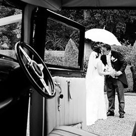 Chis & Emma Longstowe hall wedding