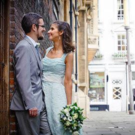 Pete & Helen Michaelhouse wedding