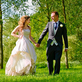 Alan & Liz Snelson Farm Buckinghamshire Wedding