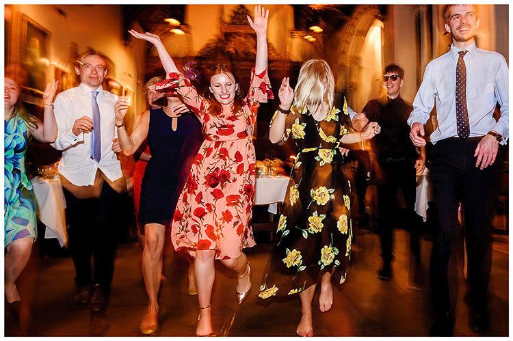 Best Wedding Photography of 2017 enjoying the dancing
