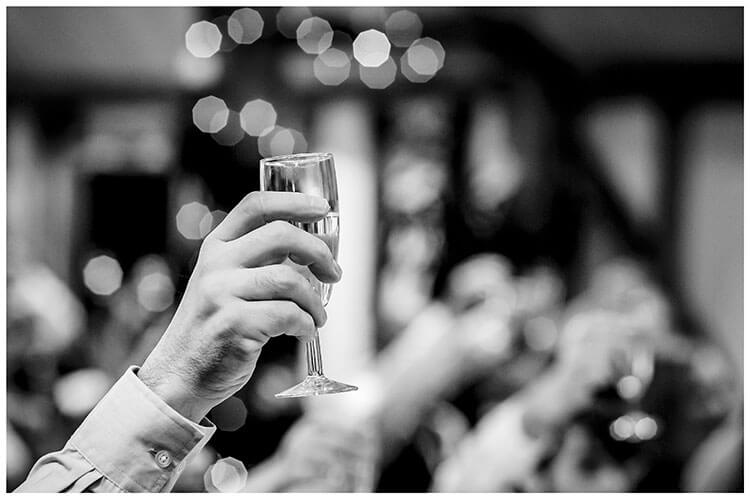 raising a glass durign speeches favourite wedding photography 2018